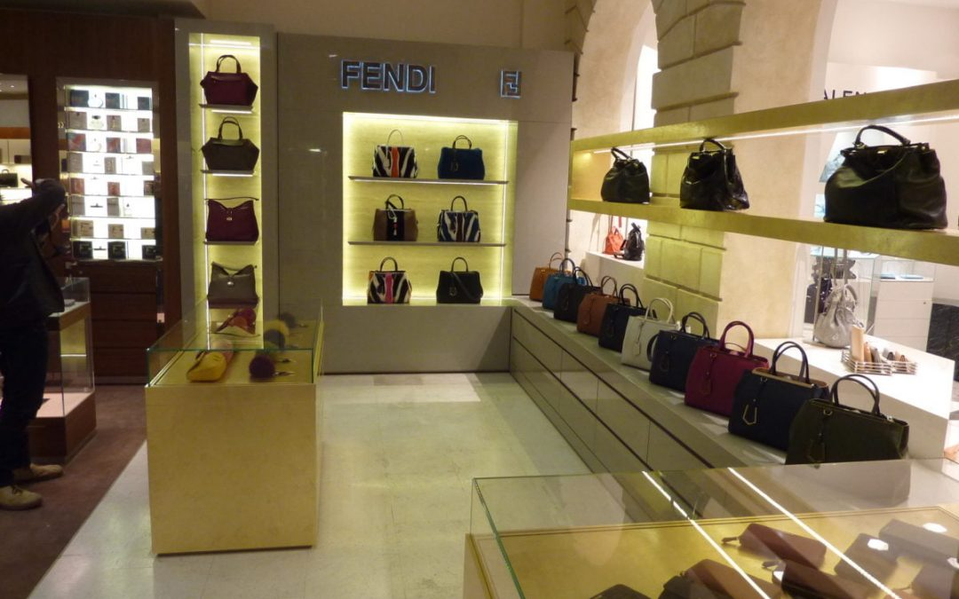CORNER FENDI SAINT HONORÉ PARIS MARSEILLE