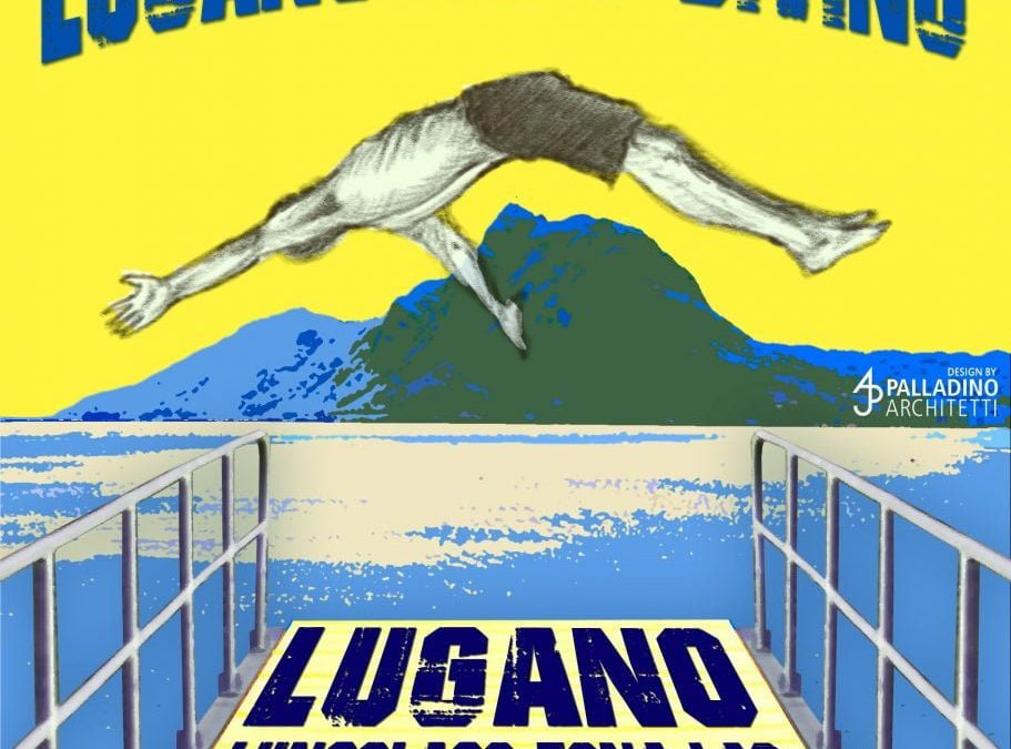 CARTELLONE LUGANO CLIFF DIVING 2019