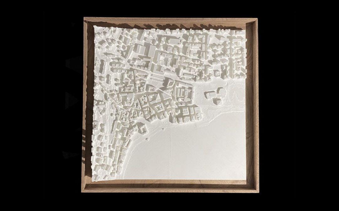 CENTRO DI LUGANO 40.0 x 40.0 cm
