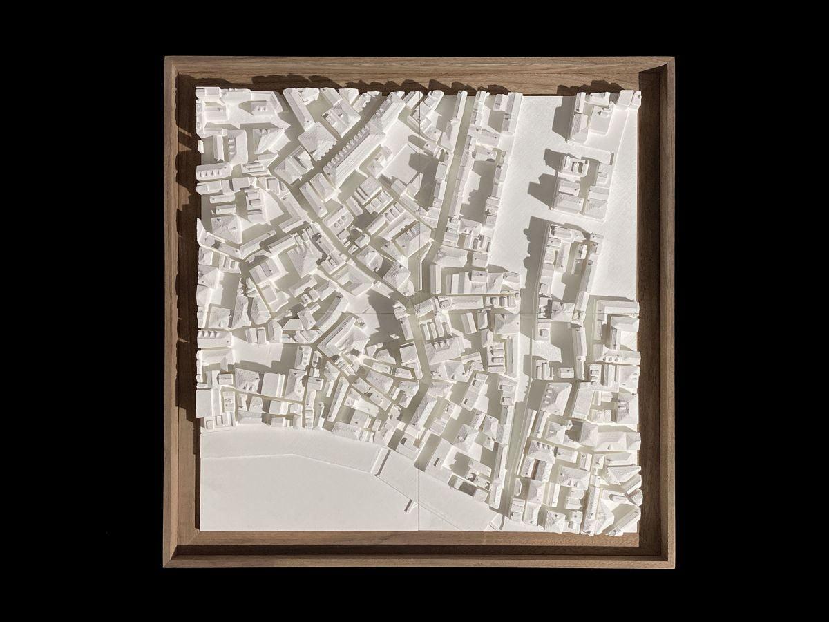 VENEZIA QUARTIERE CASTELLO 40.0 x 40.0 cm