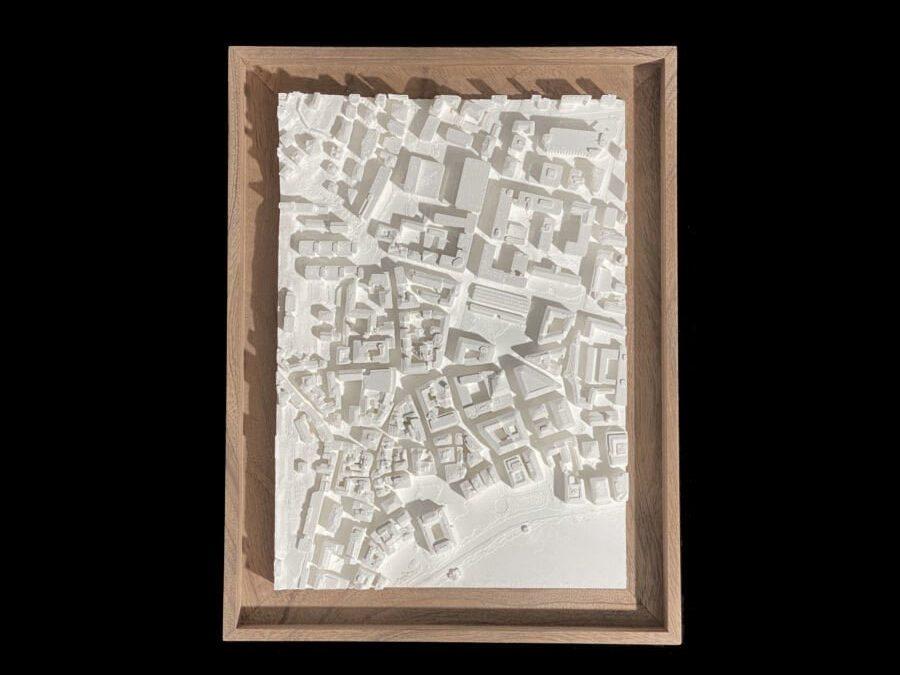 CENTRO DI LUGANO 21.0 x 29.7 cm